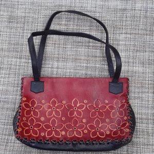 Handbags - Artisan leather bag